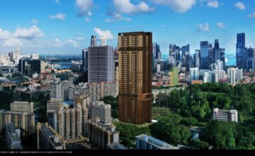 The Landmark Perspective 3 Singapore