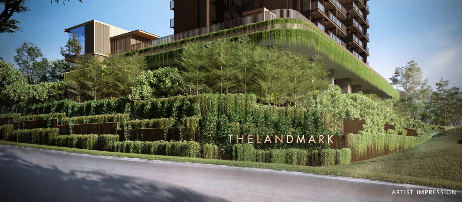 The Landmark Slider 2 Singapore
